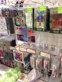 Gundam Front shop- Accessories