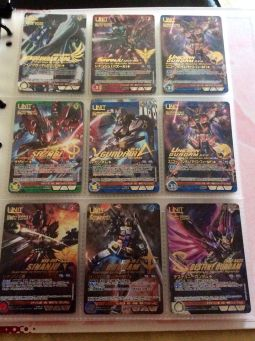 gundam card collection 2