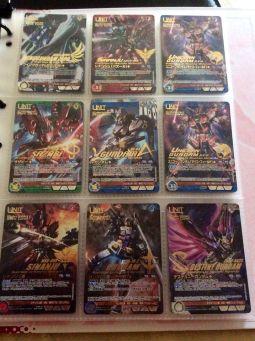 gundam card collection 2