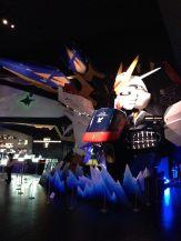 1:1 bust of Freedom Gundam