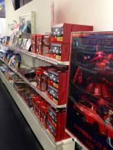 Gundam Front shop- Pastries!