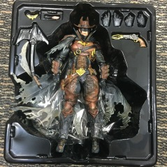 WIld West Batman without plastic on-top