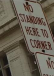 Follow the street signs Bruce