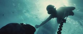 Oohh underwater scene