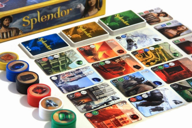 Splendor layout