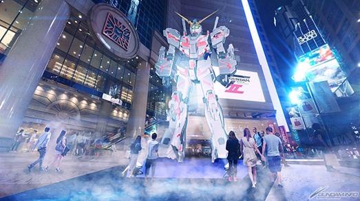 Destroy mode, on~ Photo c/o Gundam.info and Maker World