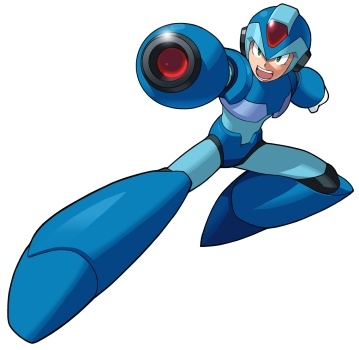 Megaman X image from Megaman Wikia- http://megaman.wikia.com/wiki/Mega_Man_X_(character)